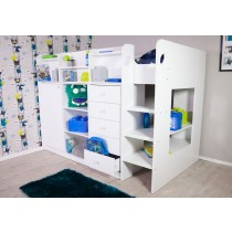Flair Furnishings Wizard High Sleeper Storage Station