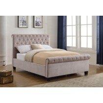 Flair Furnishings Lola Fabric Bed
