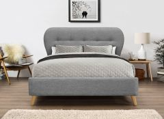Flair Furnishings Ashley Fabric Bed Frame