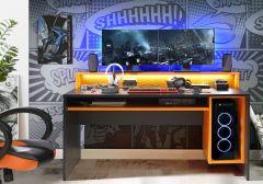 Flair Furnishings Power Y Gaming Desk